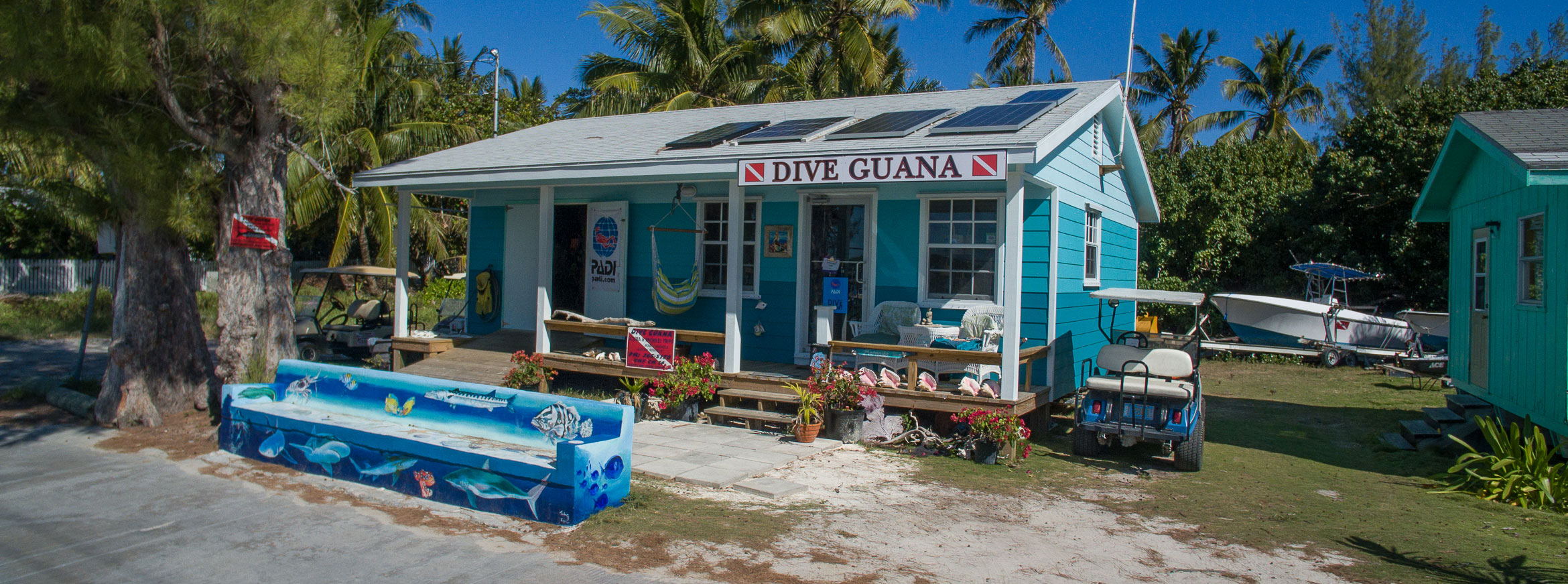 Dive Guana on Great Guana Cay