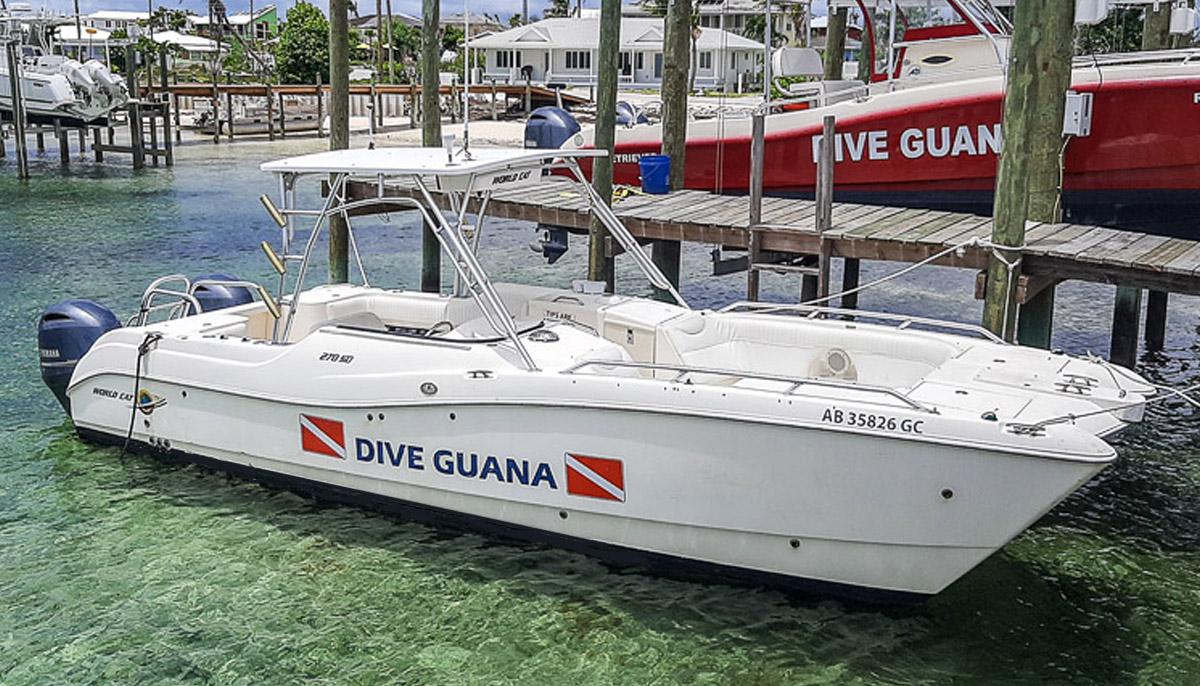 Great Guana Cay - Boat Rental in Guana Cay
