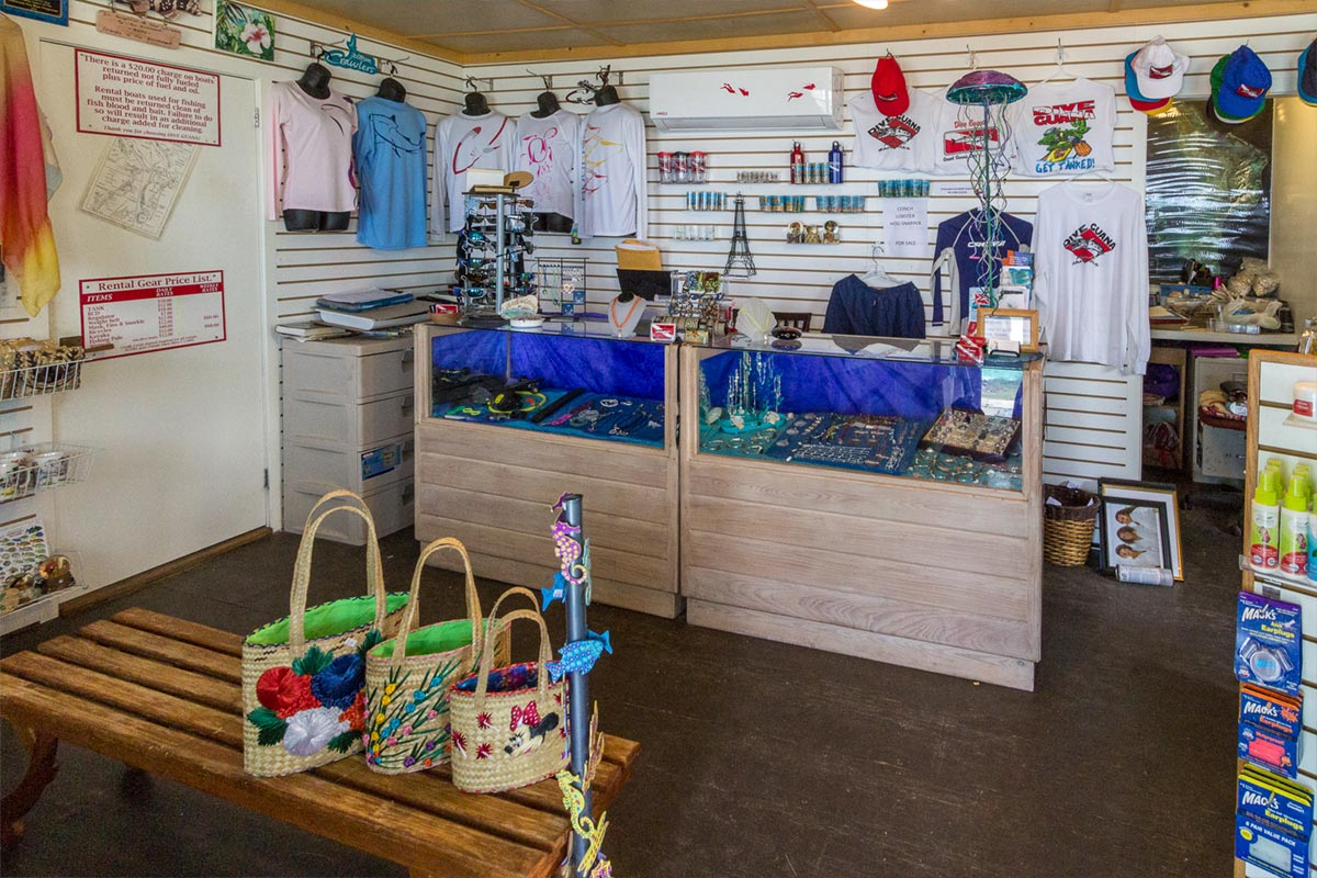 Our Giftshop on Great Guana Cay
